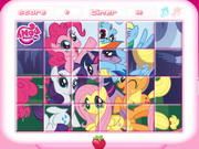 Play My Little Pony - Rotate The Puzzle