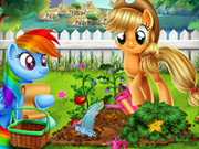 Play My Little Pony Veggie Garden