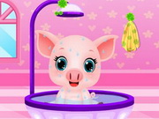 Play My Pet Doctor - Baby Piggy