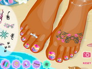Play My Pretty Pedicure