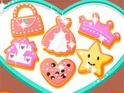 Play My Sweet Princess Cookies