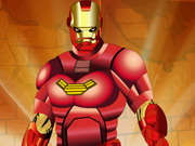 Play New Ironman Dress Up