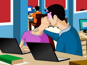 Play Office Room Kiss