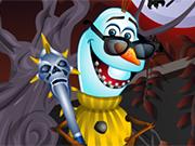 Play Olaf First Halloween