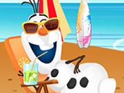 Olaf Summer Vacation