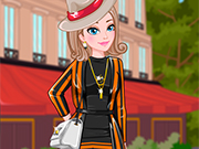 Play Paris Fashion Week Girl