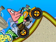 Play Patrick Star Climb Over Mountain