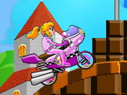 Play Peach Bike