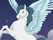 Play Pegasus Dress Up