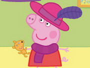 Play Peppa Pig Dress Up