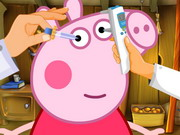 Play Peppa Pig Eye Care
