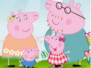 Play Peppa Pig Mothers Day Happy Time