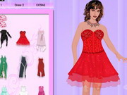Play Peppy' s Milla Jovovich Dress Up
