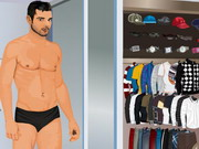 Play Peppy' s Ricky Martin Dress Up.