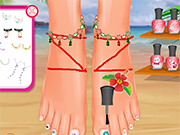 Play Perfect Beach Pedicure Salon