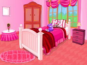 Play Pink Bed Room