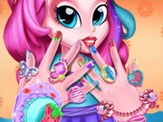 Play Pinkie Pie Nail Spa