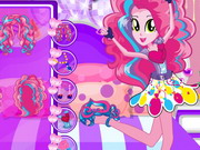 Pinkie Pie Rocks