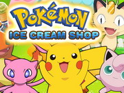 Play Pokemon Ice Cream Shop