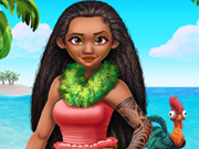 Play Polynesian Princess Adventure Style