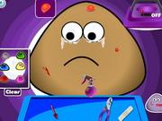 Play Pou Doctor