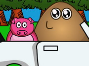 Play Pou First Outing