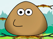 Play Pou Jump Adventure
