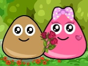 Play Pou Love Adventure