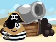 Play Pou Pirate Shot
