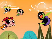 Play Powerpuff Girls: Attack of the Puppybots