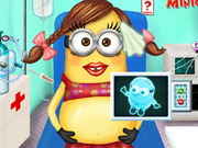 Play Pregnant Minion Girl
