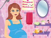 Play Pregnant Mom Makeover