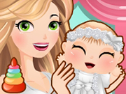 Play Pregnant Mommy Princess