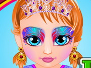 Play Pretty Baby Anna Face Art