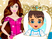 Play Prince George Babysister