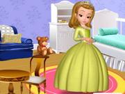 Play Princess Amber Room Decoration