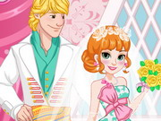 Play Princess Anna Frozen Wedding