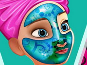 Play Princess Anna Halloween Makeover
