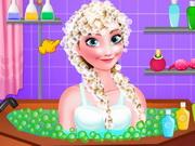 Play Princess Anna Spa Bath