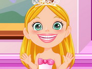 Play Princess At The Crazy Dentist