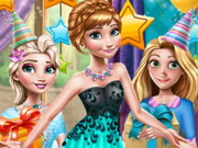 Play Princess Birthday Celebration