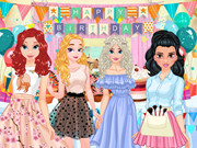 Play Princess Birthday Fashion Challenge