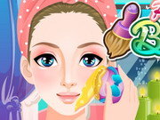 Play Princess Body Spa Makeover