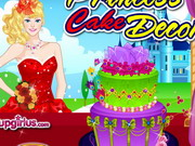 Play Princess Cake Decoration