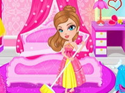 Play Princess Castle Clean Up