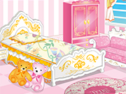 Play Princess Cutesy Room Decoration