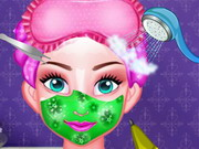 Play Princess Elsa Facial Spa