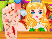 Play Princess Foot Surgery
