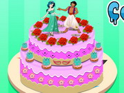 Play Princess Jasmine Cake