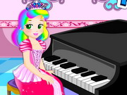 Play Princess Juliet Piano Lesson
